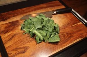 Chinese Broccoli (gai lan, 芥兰)