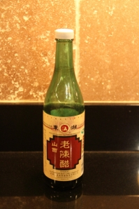 Shanxi black vinegar