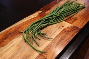 Very long beans