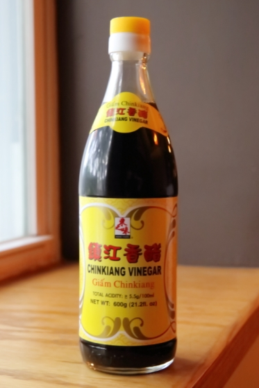 Black vinegar