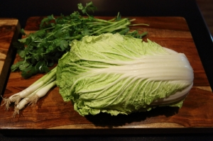 Chinese cabbage ()