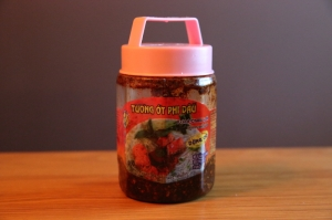 Thai spicy chili paste